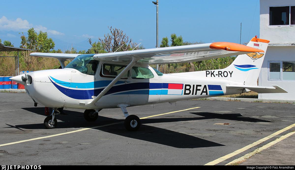PK-ROY - Cessna 172P Skyhawk - Bali International Flight Academy