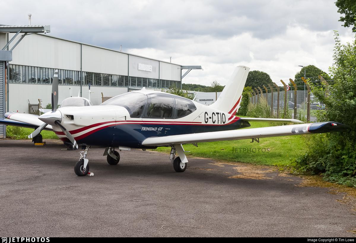 G-CTIO - Socata TB-20 Trinidad GT - Private