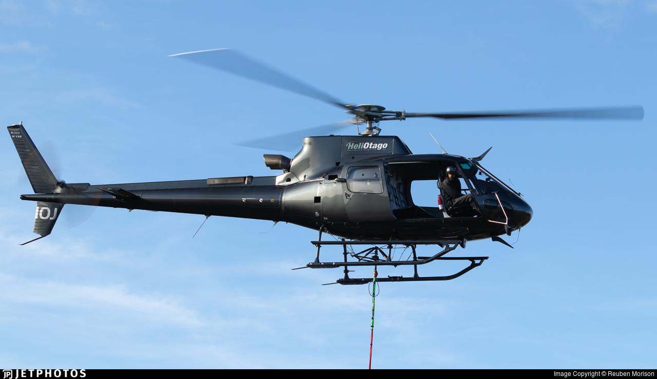 ZK-IOJ - Aérospatiale AS 350B3 Ecureuil - Helicopters Otago