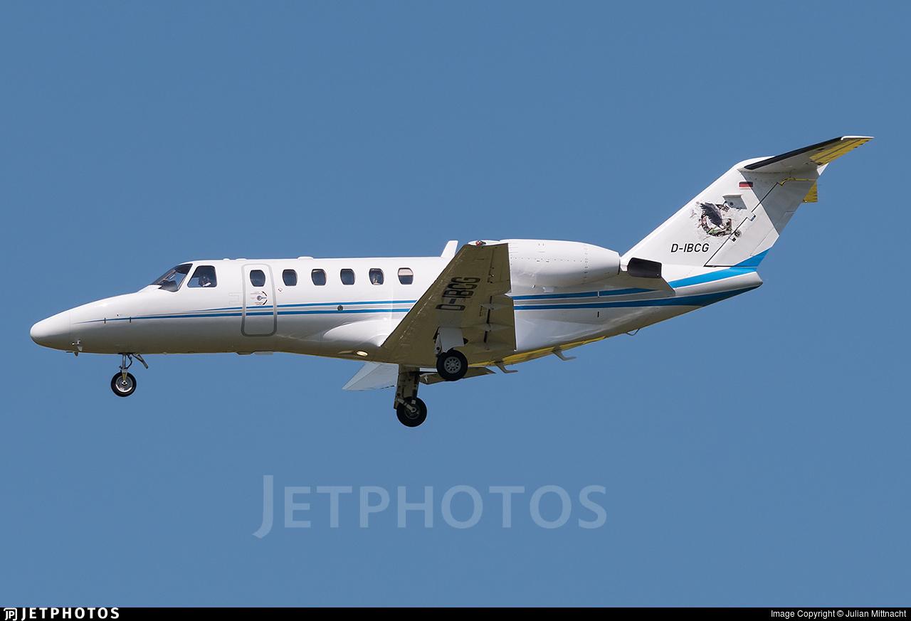 D-IBCG - Cessna 525A CitationJet CJ2 - Private