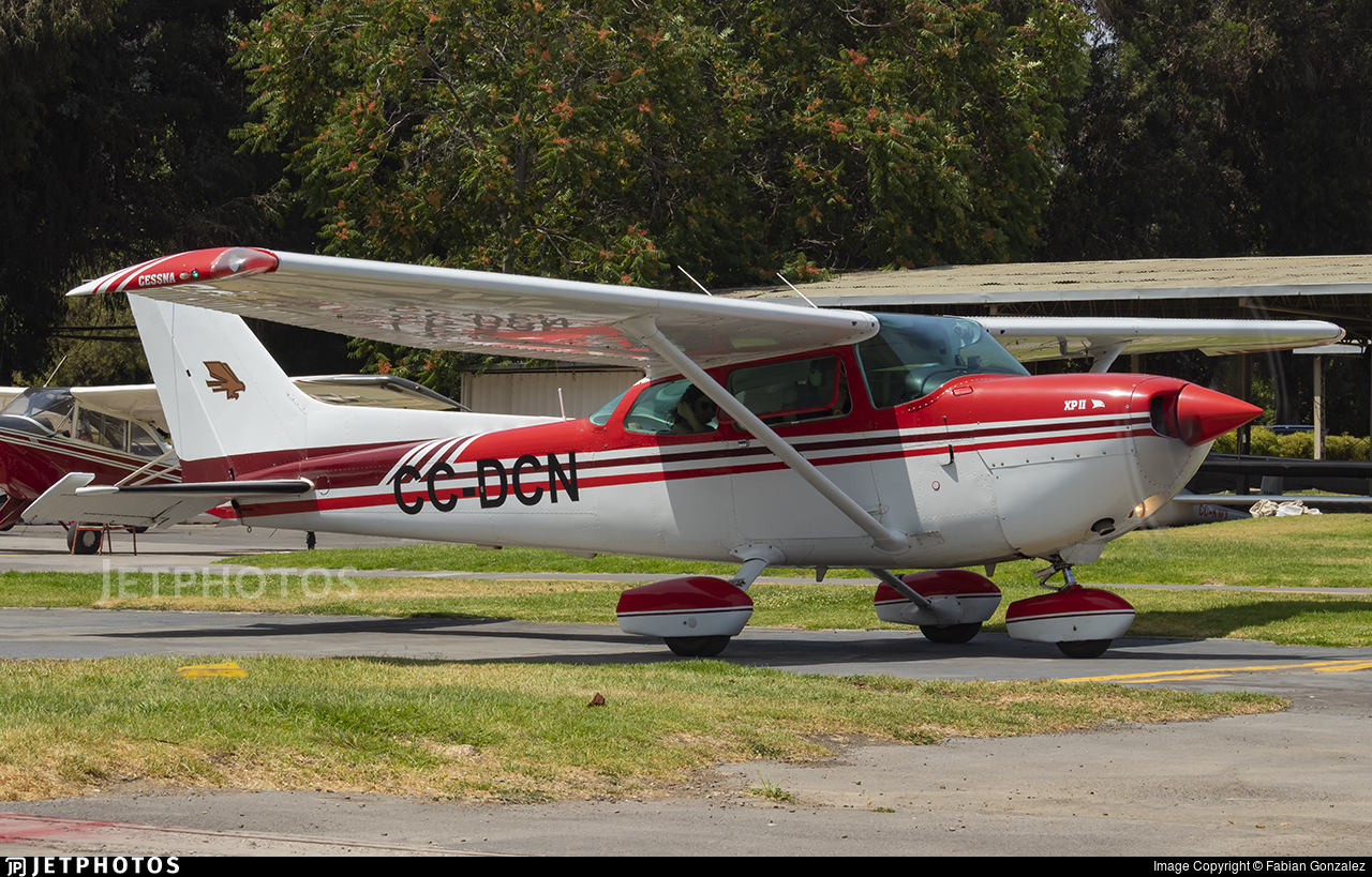 CC-DCN - Cessna R172K Hawk XP - Private