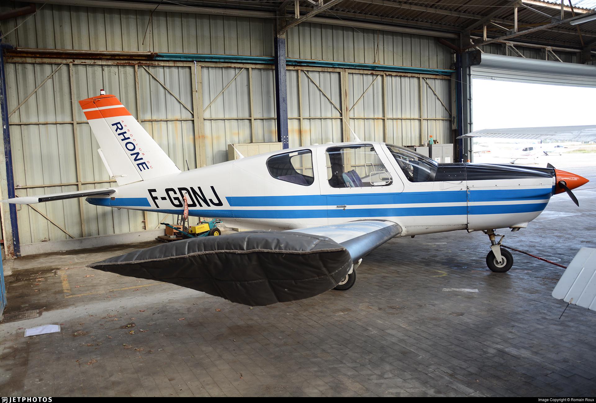 F-GDNJ - Socata TB-20 Trinidad - Aero Club - Rhône et du Sud Est