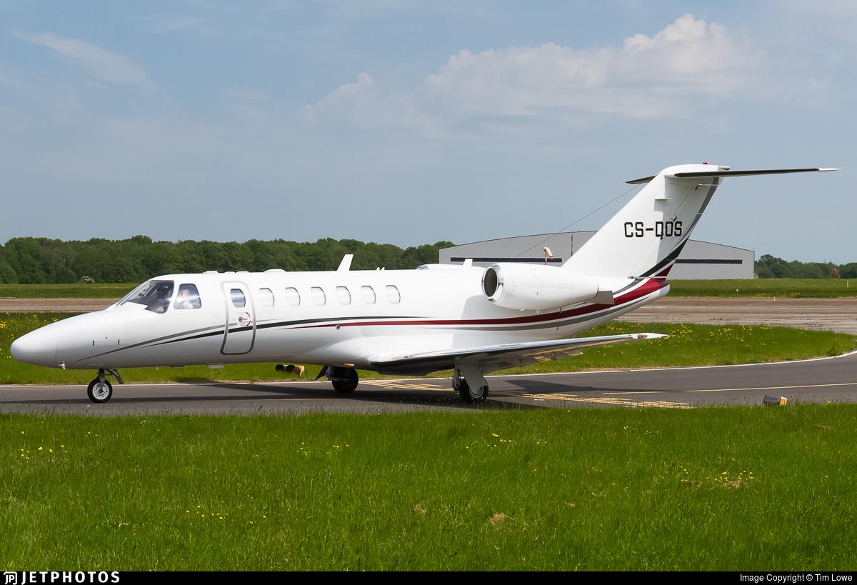 CS-DOS - Cessna 525B CitationJet 3 - Valair Private Jets