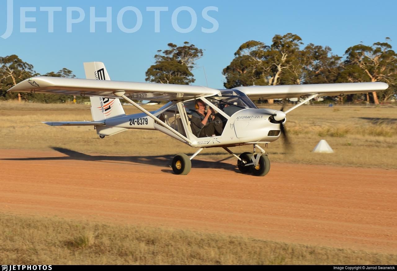 24-8379 - Aeroprakt A22LS Foxbat - White Gum Aviation