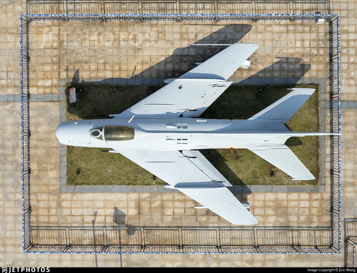 - Shenyang J-6 - China - Air Force