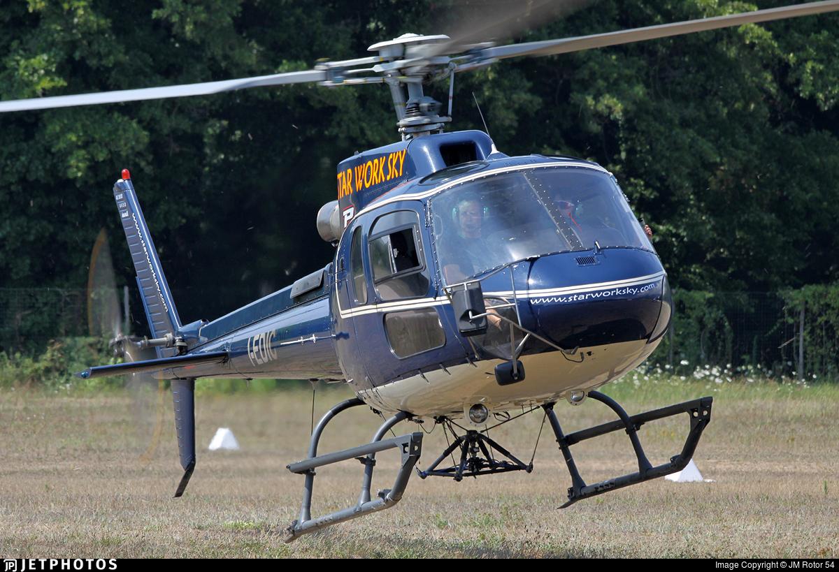 I-EDIC - Eurocopter AS 350B3 Ecureuil - Elicar