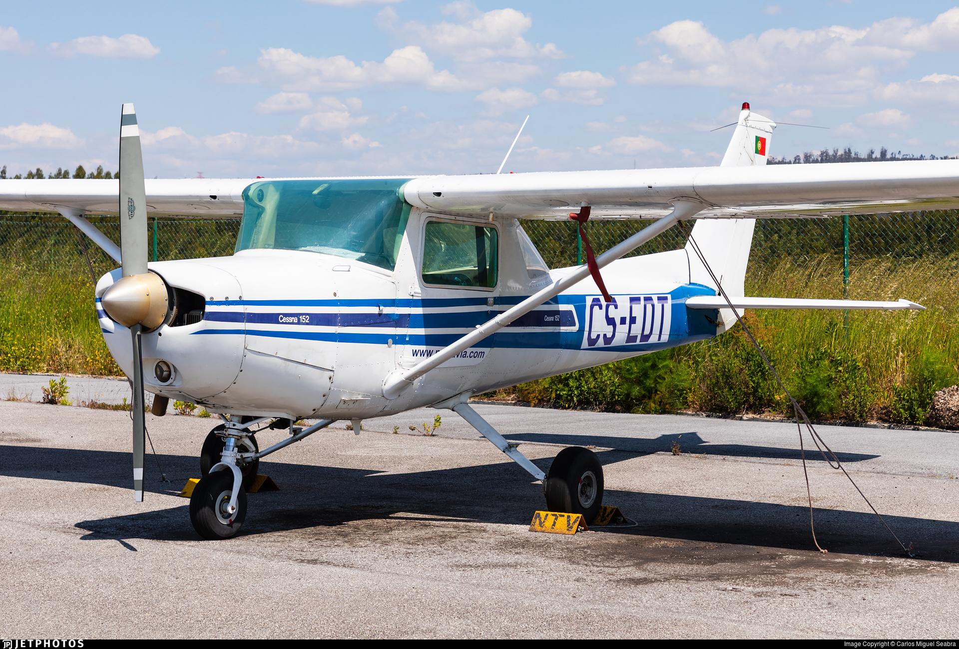 CS-EDT - Cessna 152 - Nortávia