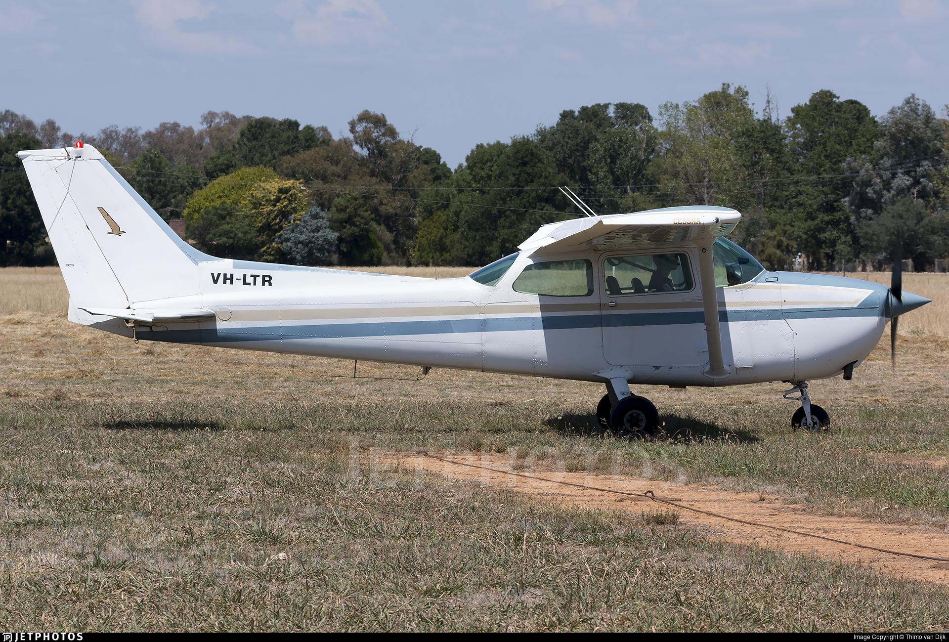 VH-LTR - Cessna 172P Skyhawk - Private