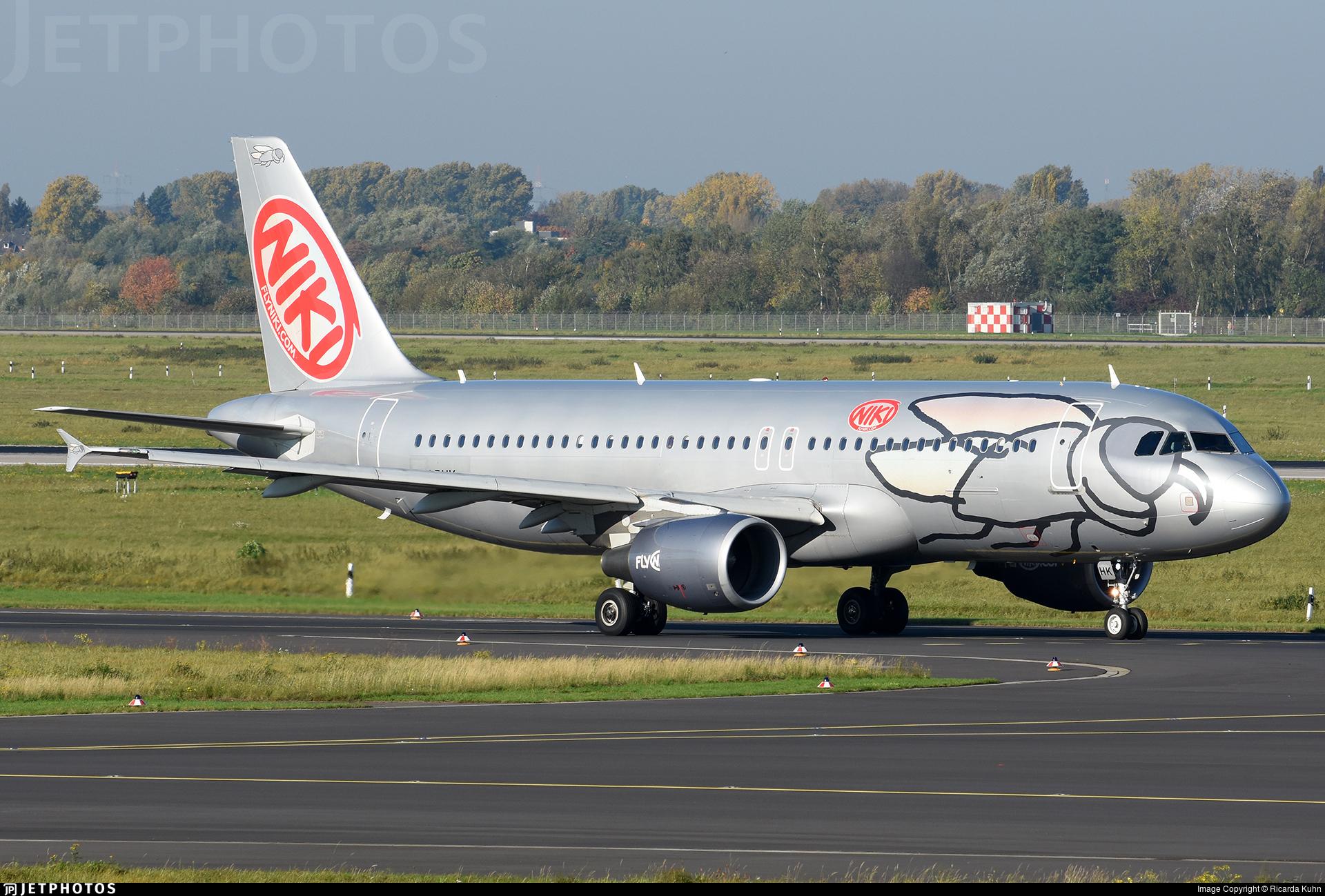 D-ABHK - Airbus A320-214 - Air Berlin (Niki)