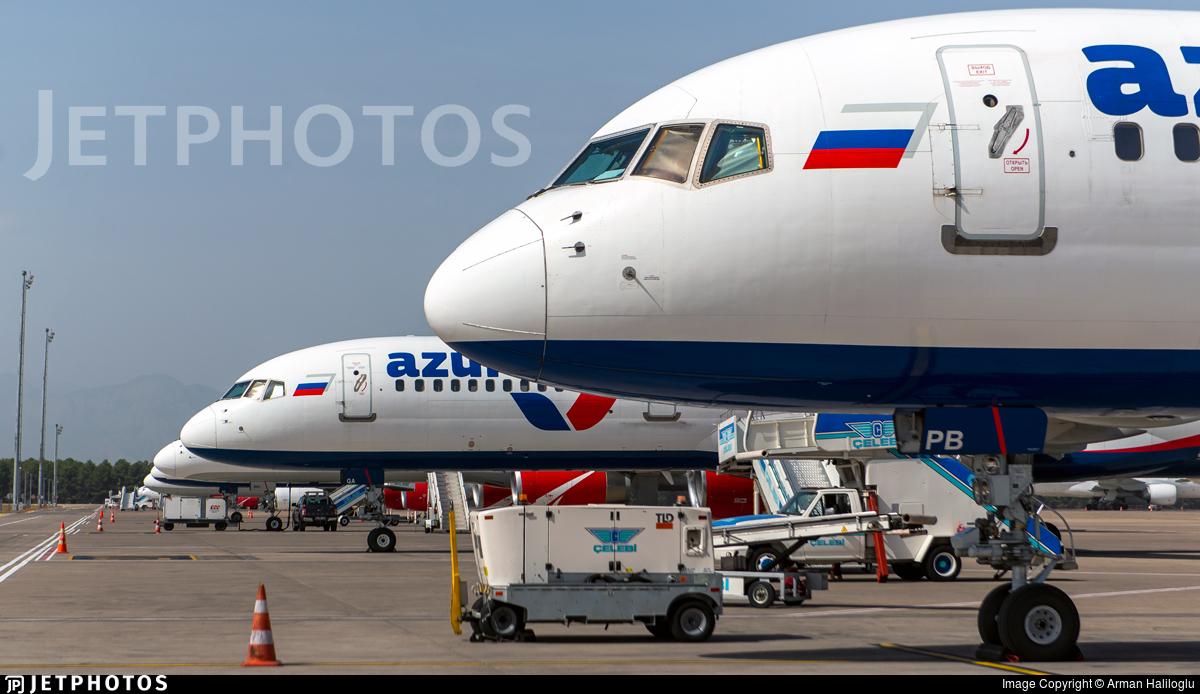LTAI - Airport - Ramp