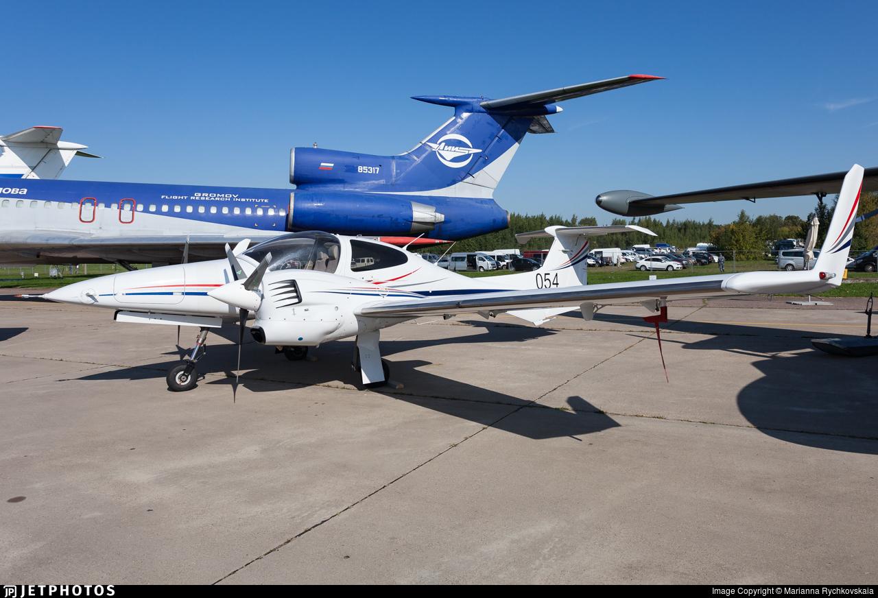 054 - Diamond DA-42 NG Twin Star - Ulyanovsk Higher Civil Aviation School