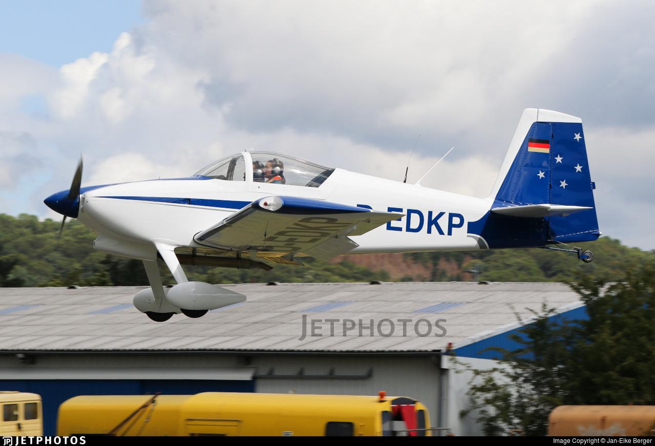 D-EDKP - Vans RV-7 - Private