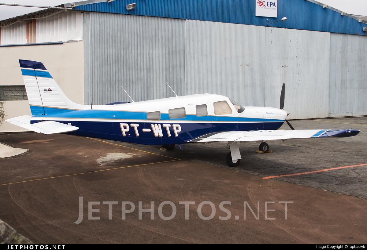 PT-WTP - Piper PA-32R-301T Saratoga II TC - Private