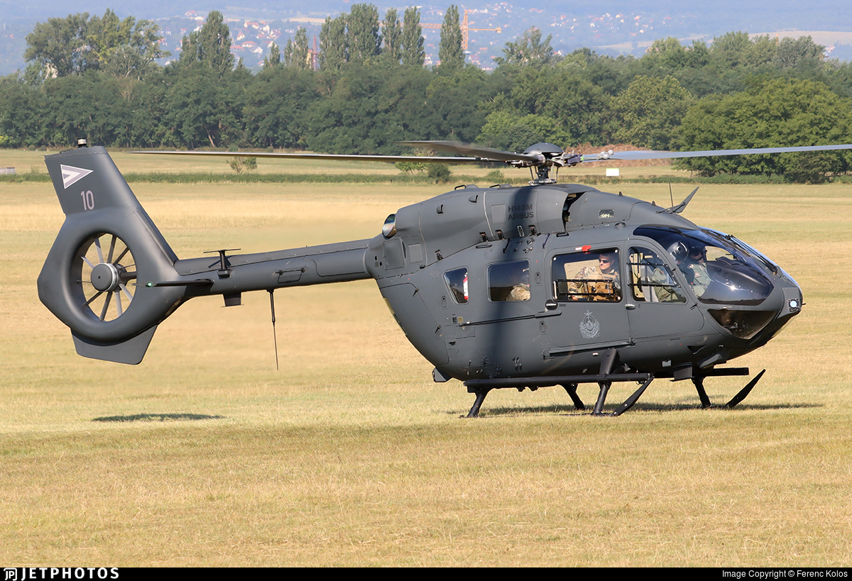 10 - Airbus Helicopters H145M - Hungary - Air Force