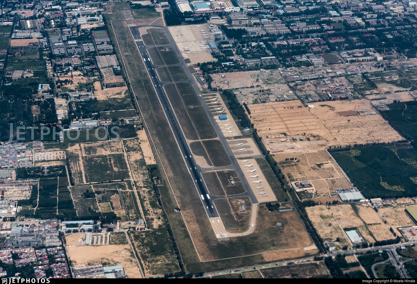 ZBNY - Airport - Airport Overview