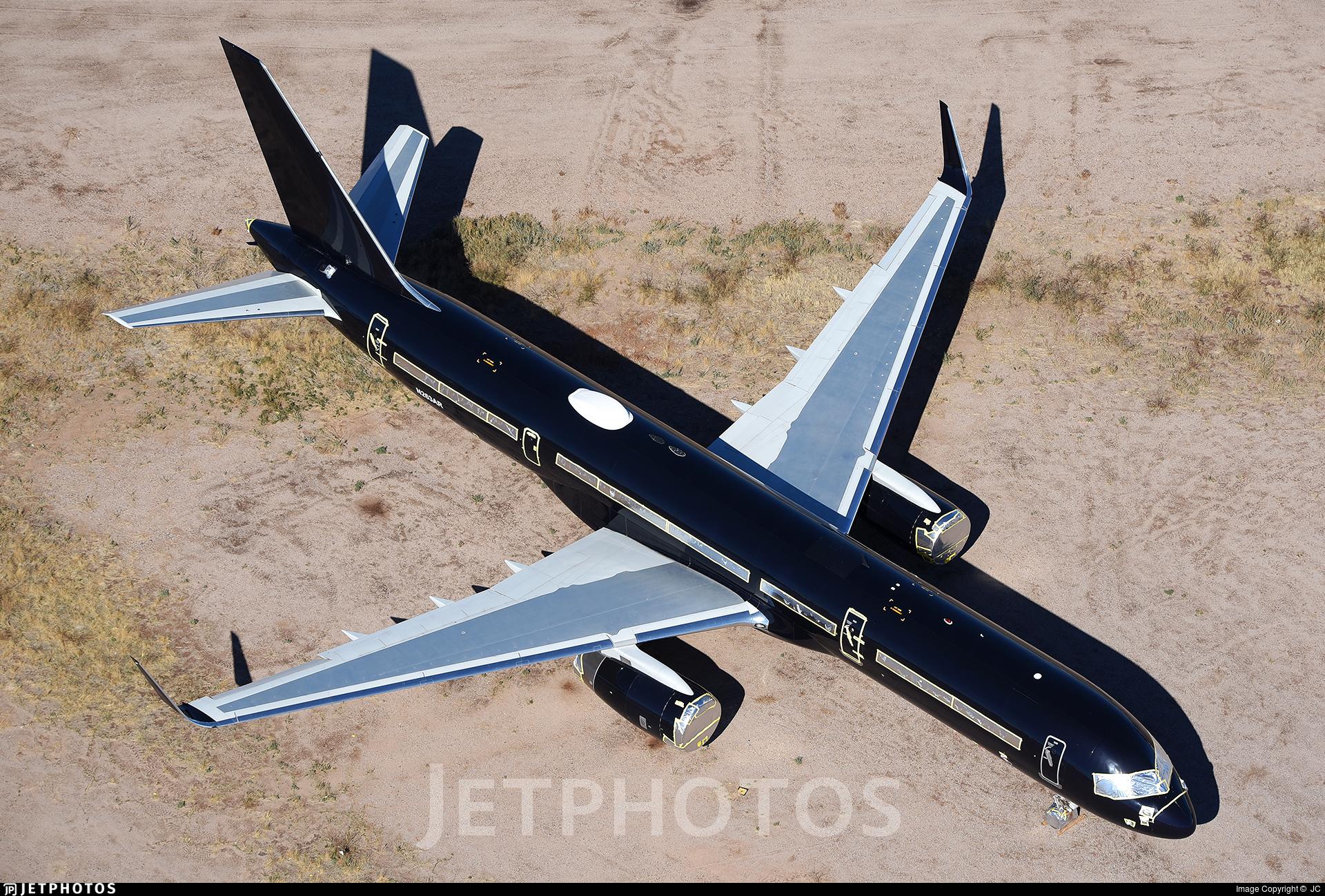 N263AR - Boeing 757-2K2 - Untitled
