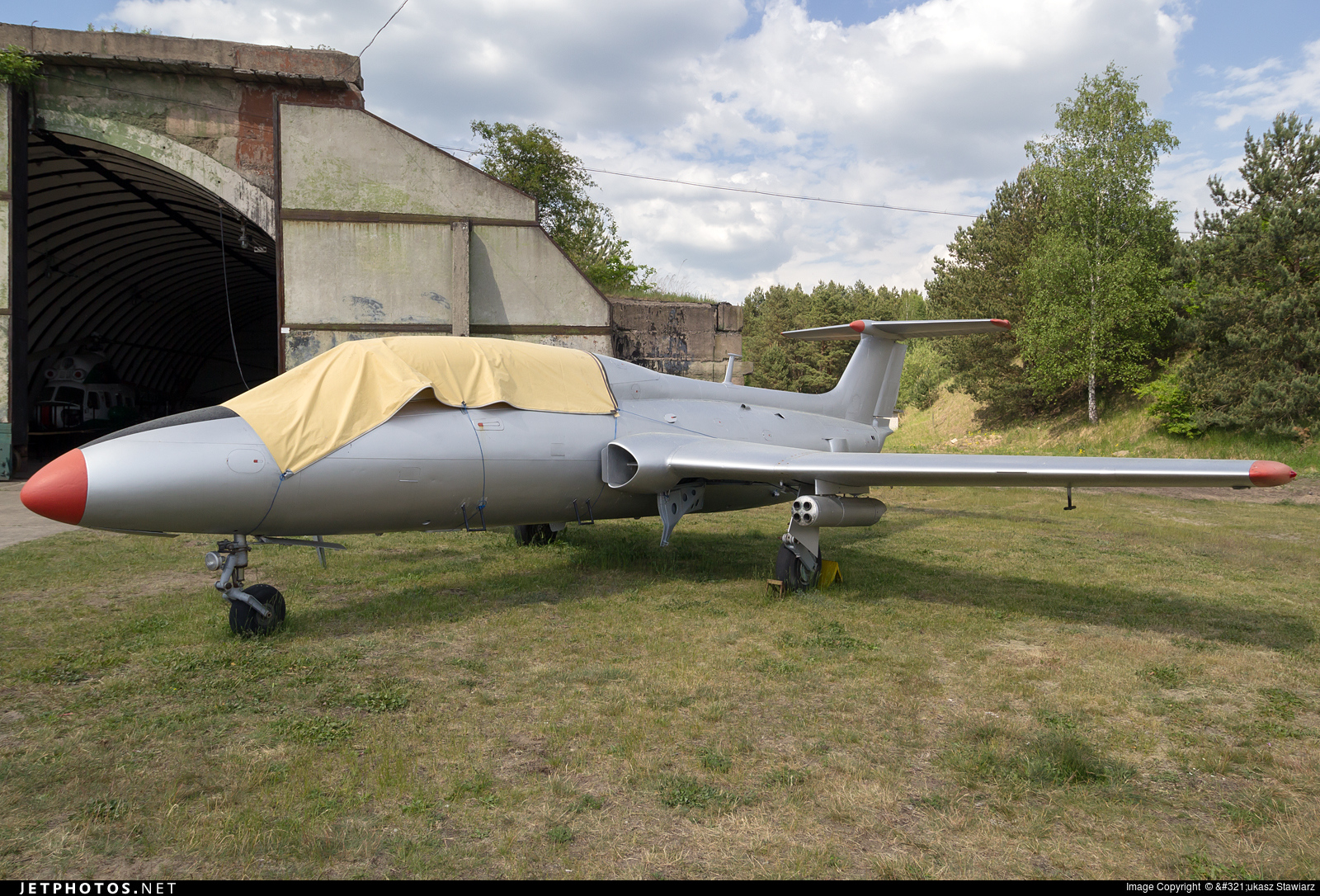 340 - Aero L-29 Delfin - German Democratic Republic - Air Force