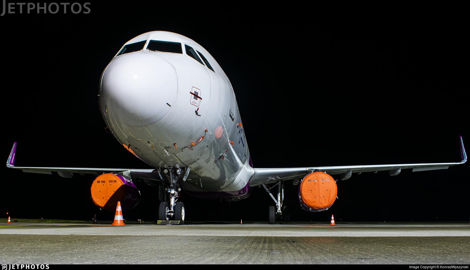 HA-LXV - Airbus A321-231 - Wizz Air