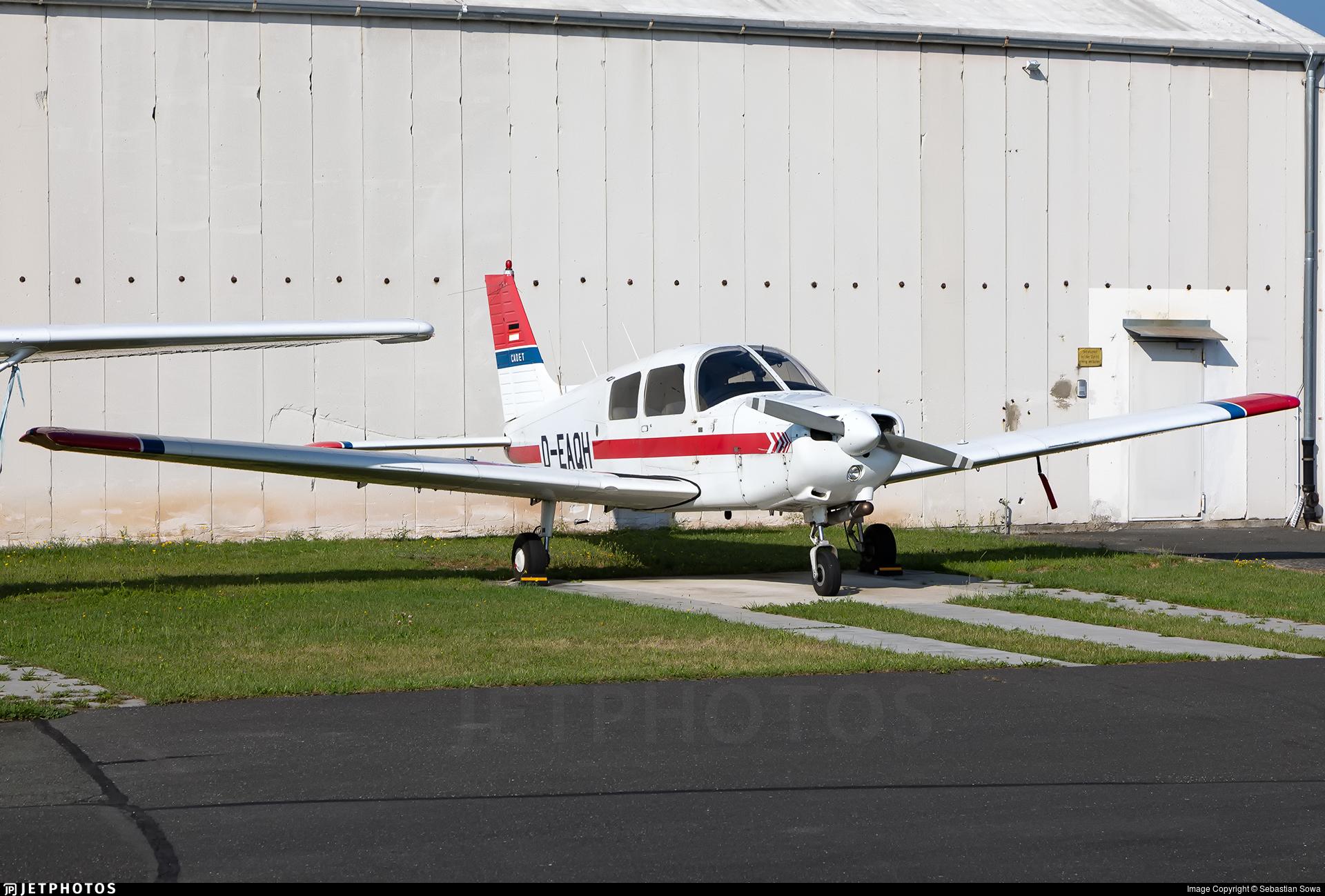 D-EAQH - Piper PA-28-161 Cadet - Aero-Club Herzogenaurach