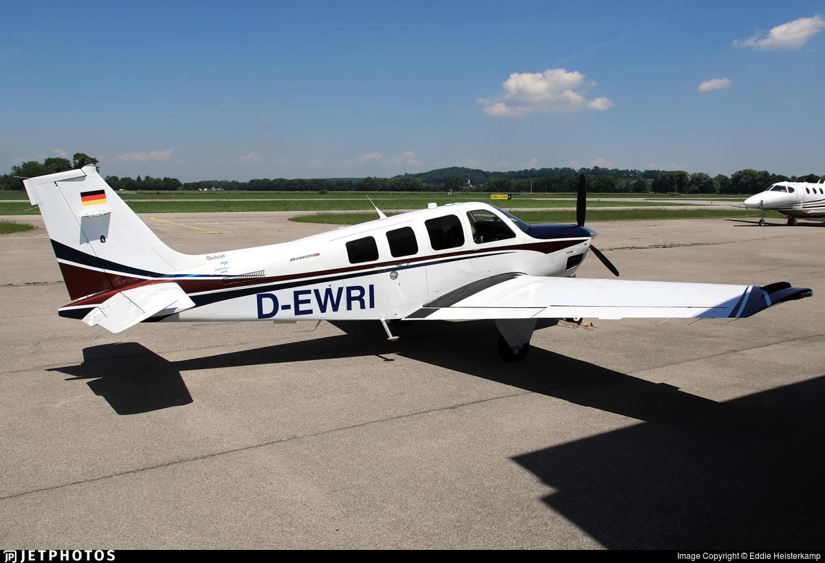D-EWRI - Beechcraft G36 Bonanza - Private