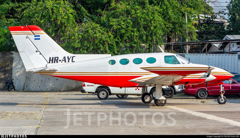 HR-AYC - Cessna 402B - Private