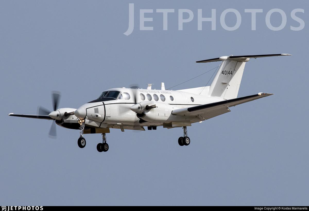 84-00144 - Beechcraft C-12U-3 Huron - United States - US Army