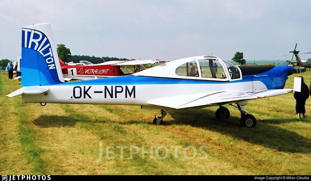 OK-NPM - Orlican L-40 Meta-Sokol - Private