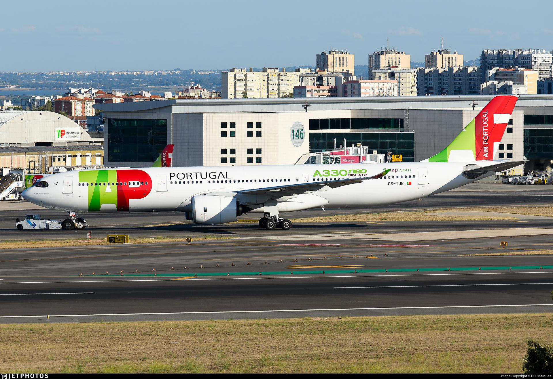 CS-TUB - Airbus A330-941 - TAP Air Portugal