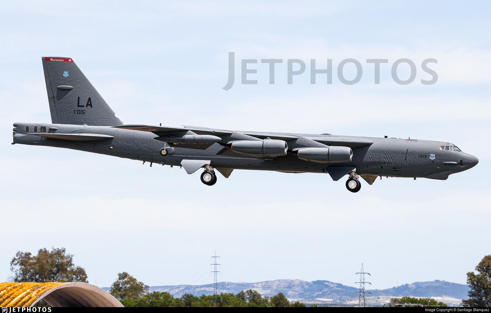 61-0015 - Boeing B-52H Stratofortress - United States - US Air Force (USAF)