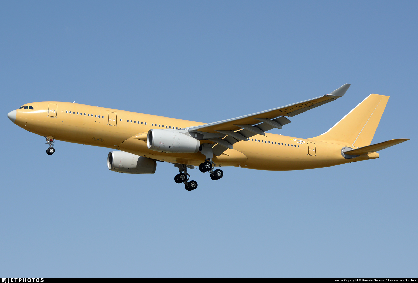 F-WWKP - Airbus A330-243(MRTT) - Airbus Industrie