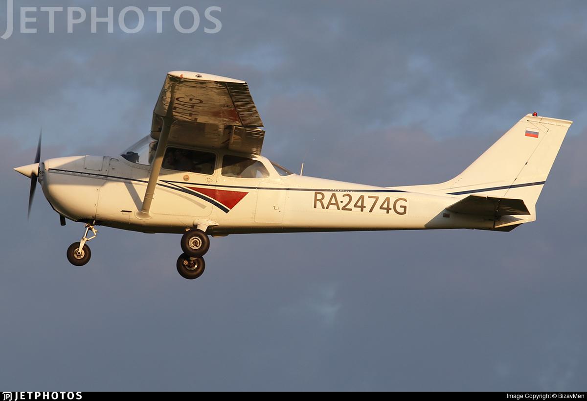 RA-2474G  - Cessna 172L Skyhawk - Private