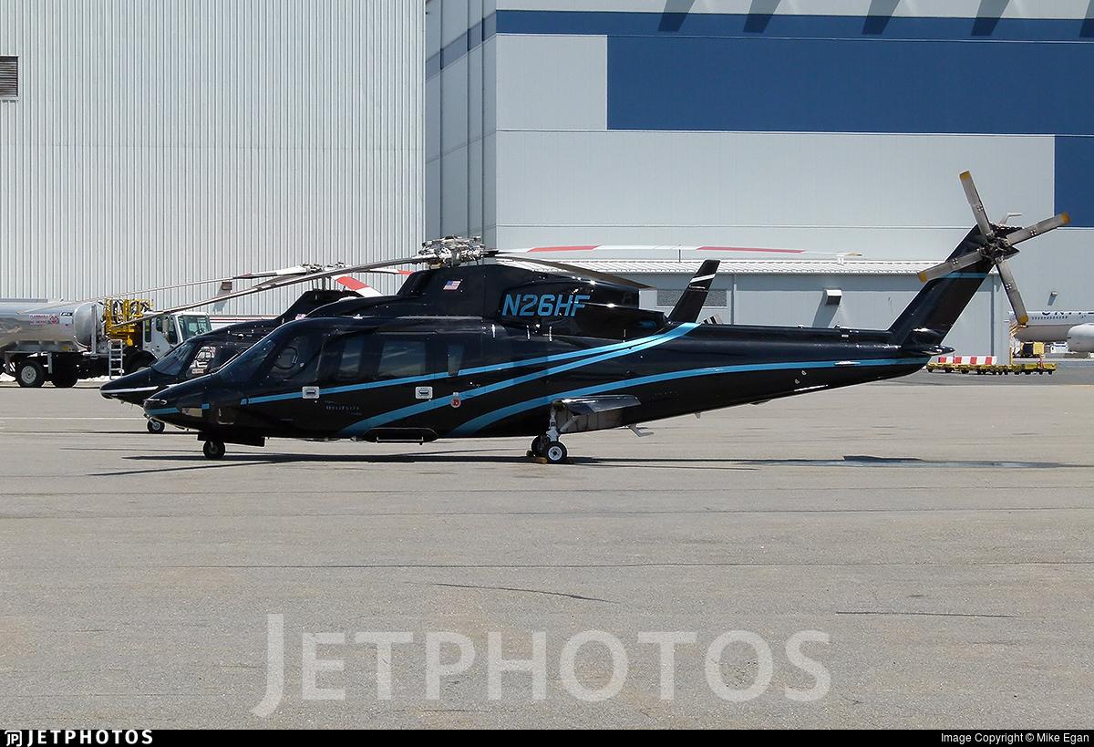 N26HF - Sikorsky S-76C - Heliflite