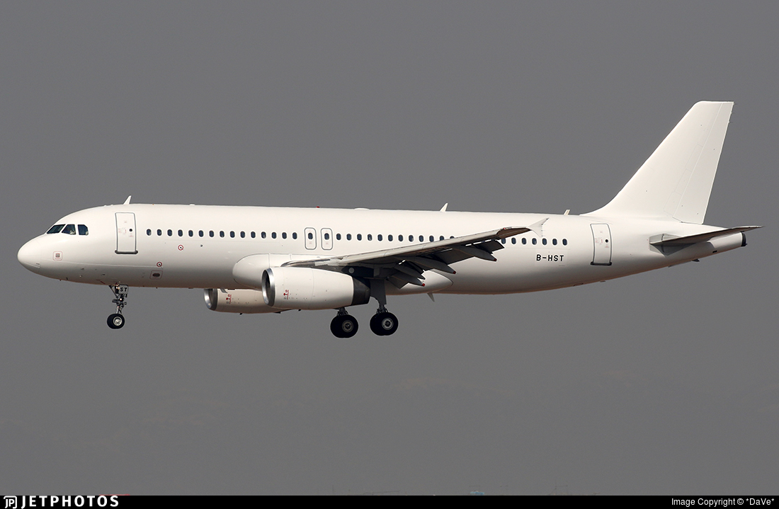 B-HST - Airbus A320-232 - Untitled