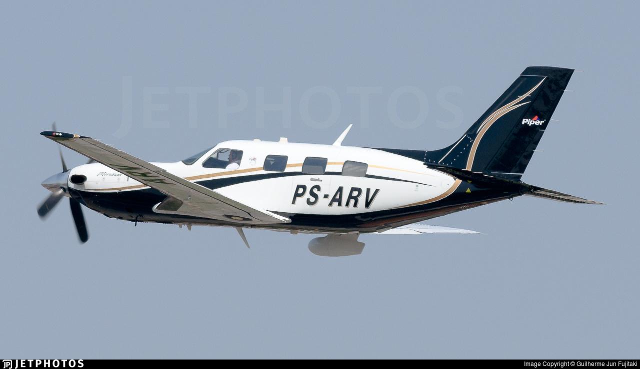 PS-ARV - Piper PA-46-500TP Malibu Meridian - Private
