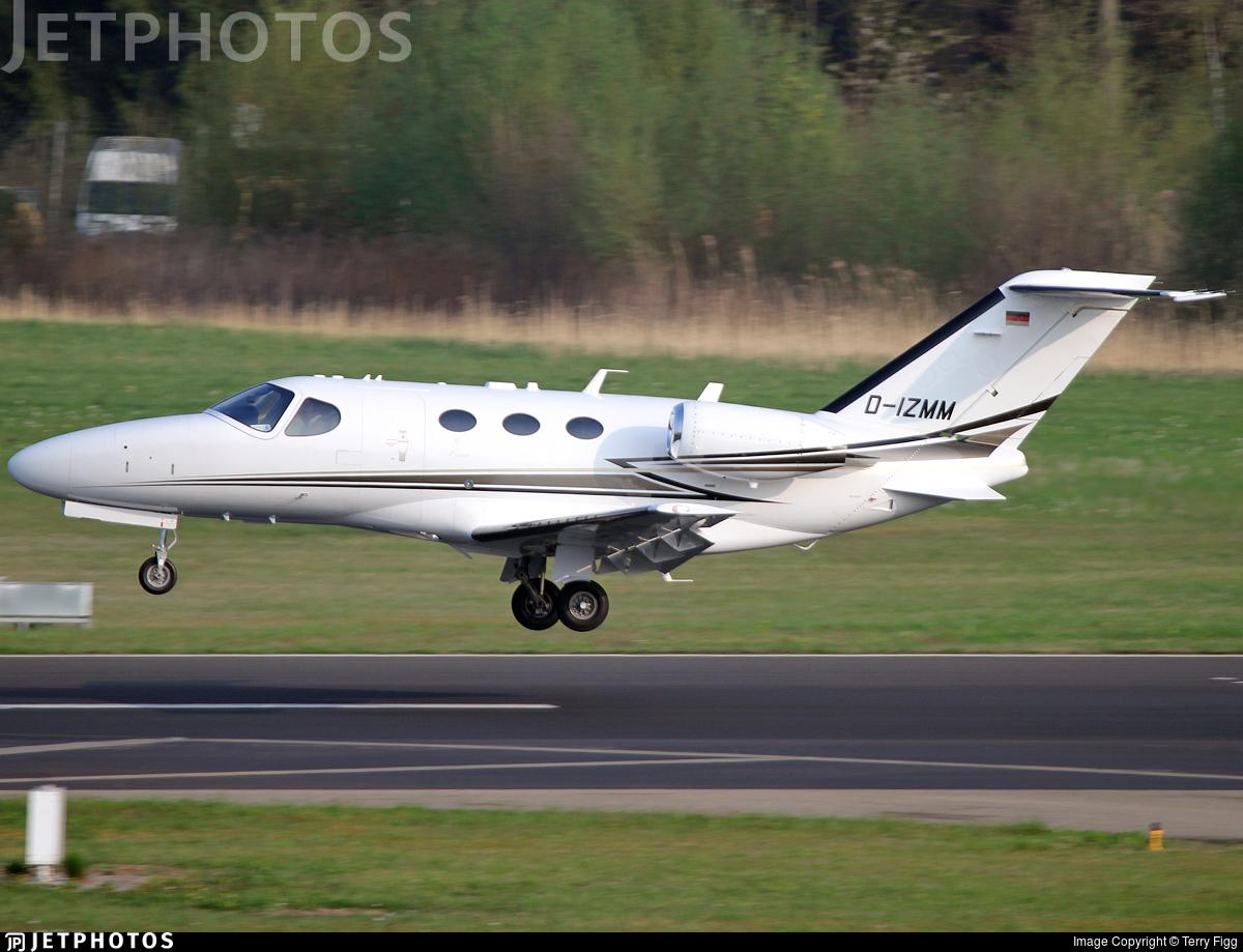 D-IZMM - Cessna 510 Citation Mustang - Private