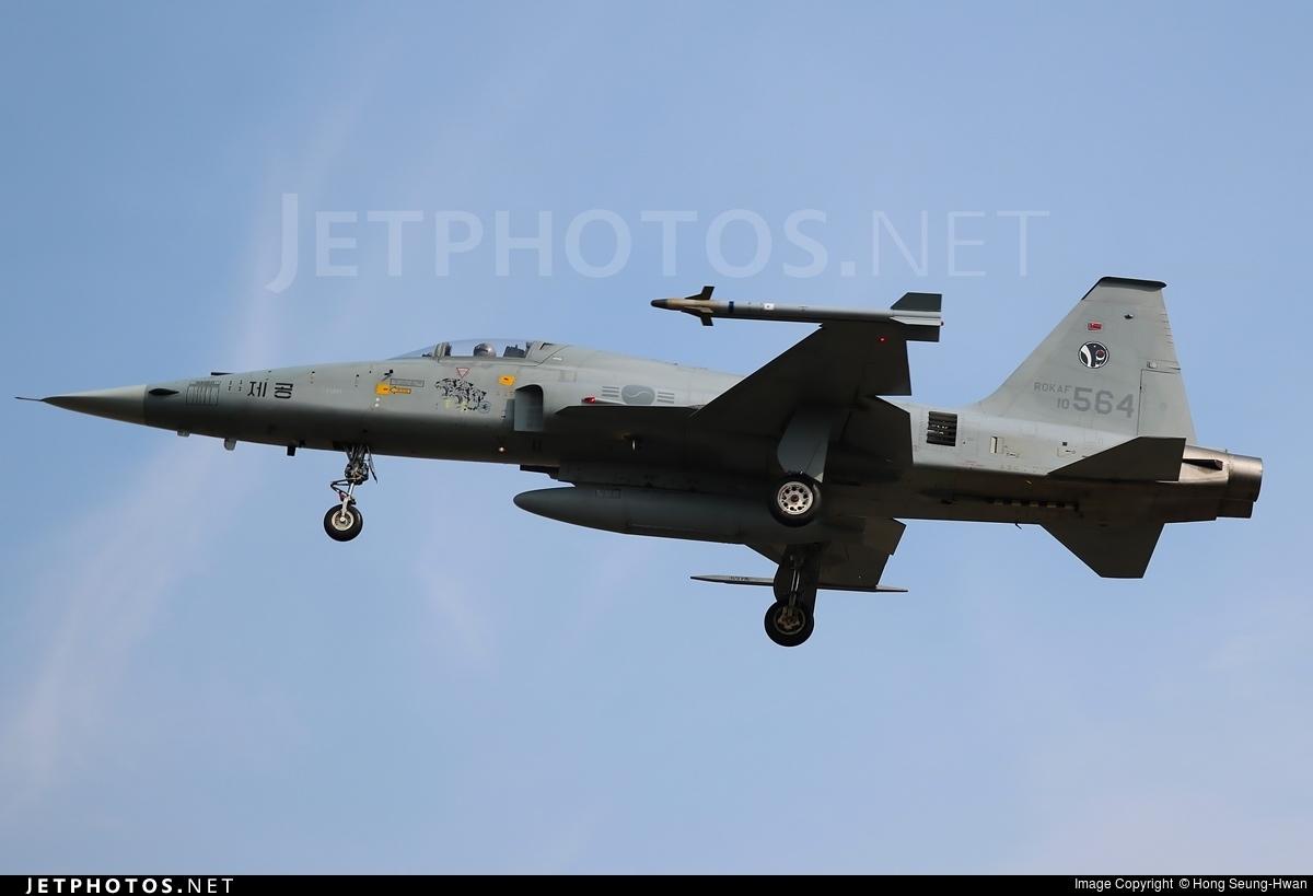 10-564 - Northrop KF-5E Tiger II - South Korea - Air Force