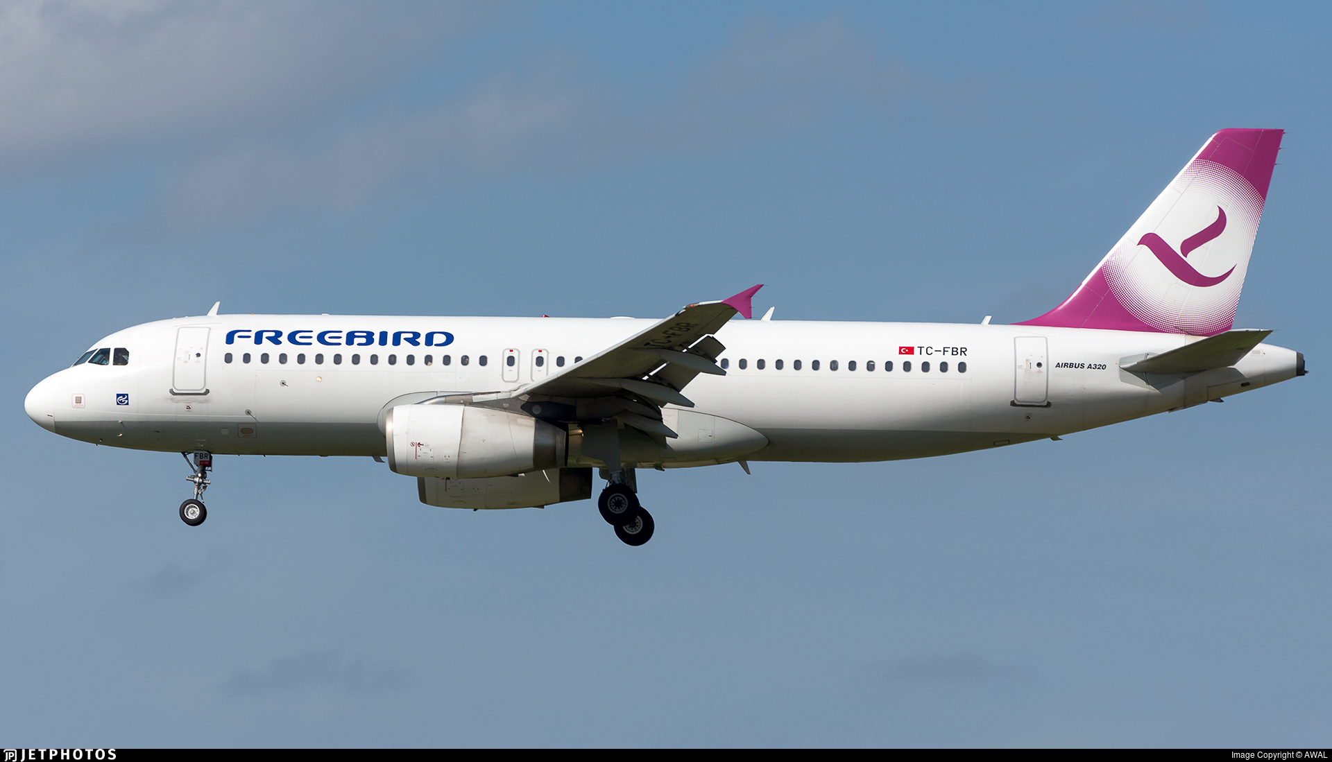 Tc Fbr Airbus A320 232 Freebird Airlines Awal Jetphotos