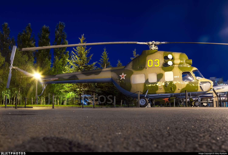 03 - PZL-Swidnik Mi-2 Bazant - Russia - Air Force