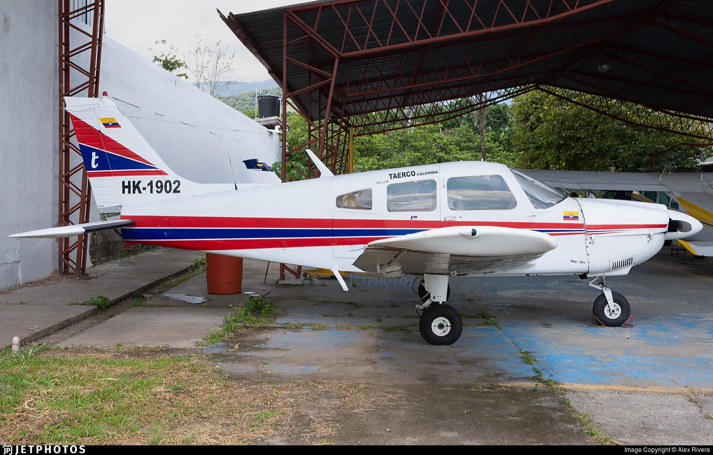 HK-1902 - Piper PA-28-181 Archer - TAERCO - Taxi Aereo Colombiano