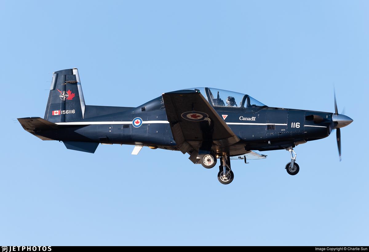 156116 - Raytheon CT-156 Harvard II - Canada - Royal Canadian Air Force (RCAF)