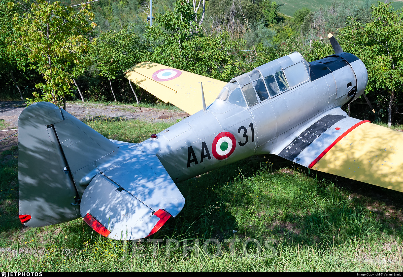 MM53042 - North American T-6G Texan - Italy - Air Force