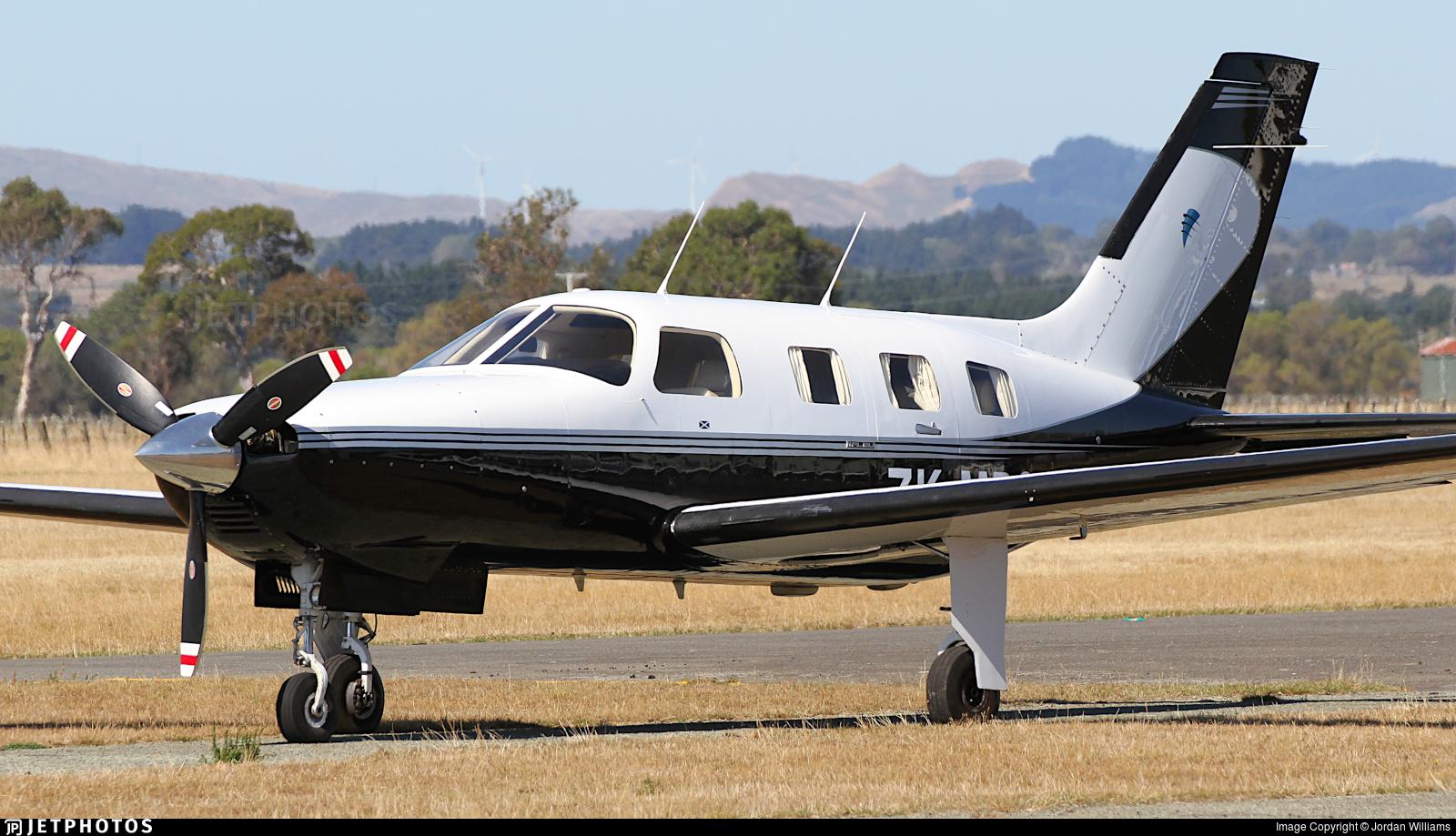 ZK-MPG - Piper PA-46-310P Malibu - Private