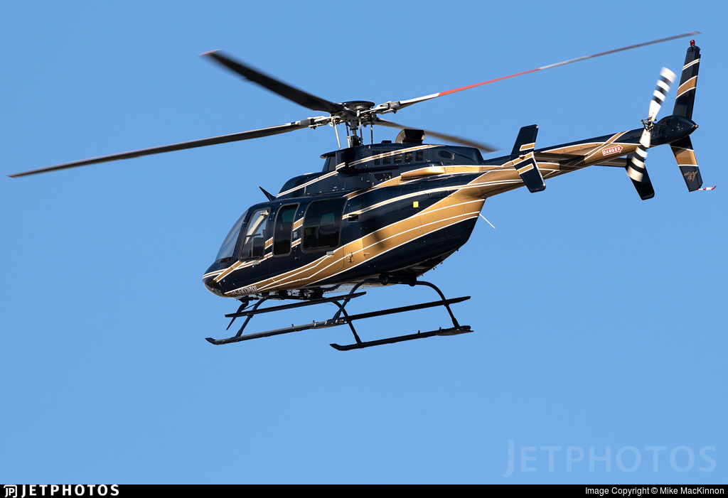 C-GMYW - Bell 407 - Private