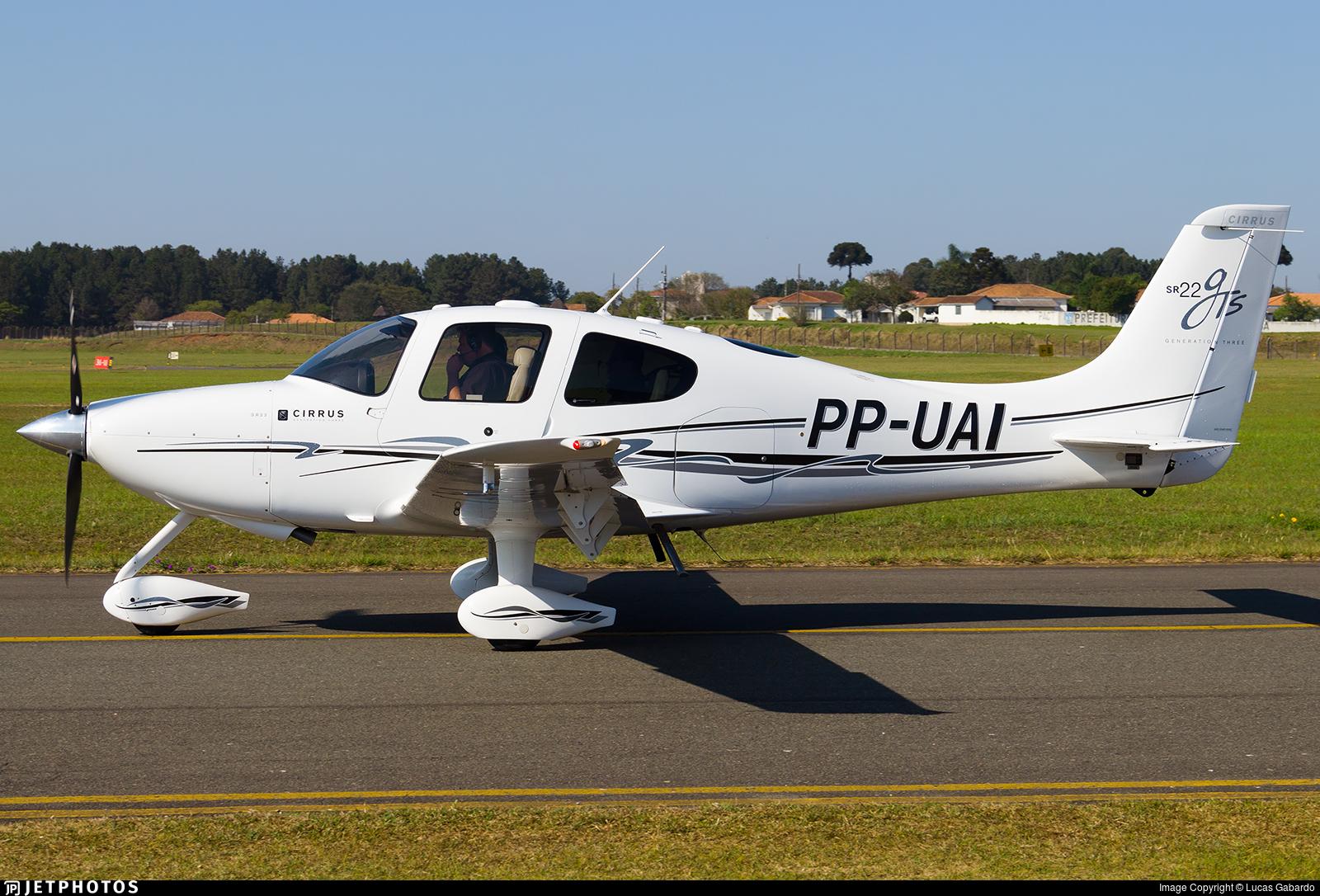 PP-UAI - Cirrus SR22-GTS - Private