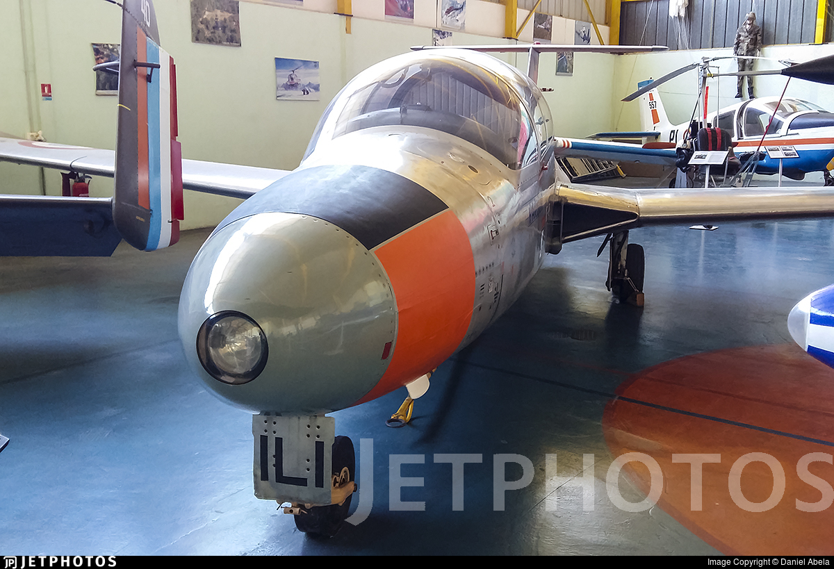 119 - Morane-Saulnier MS-760 Paris - France - Air Force