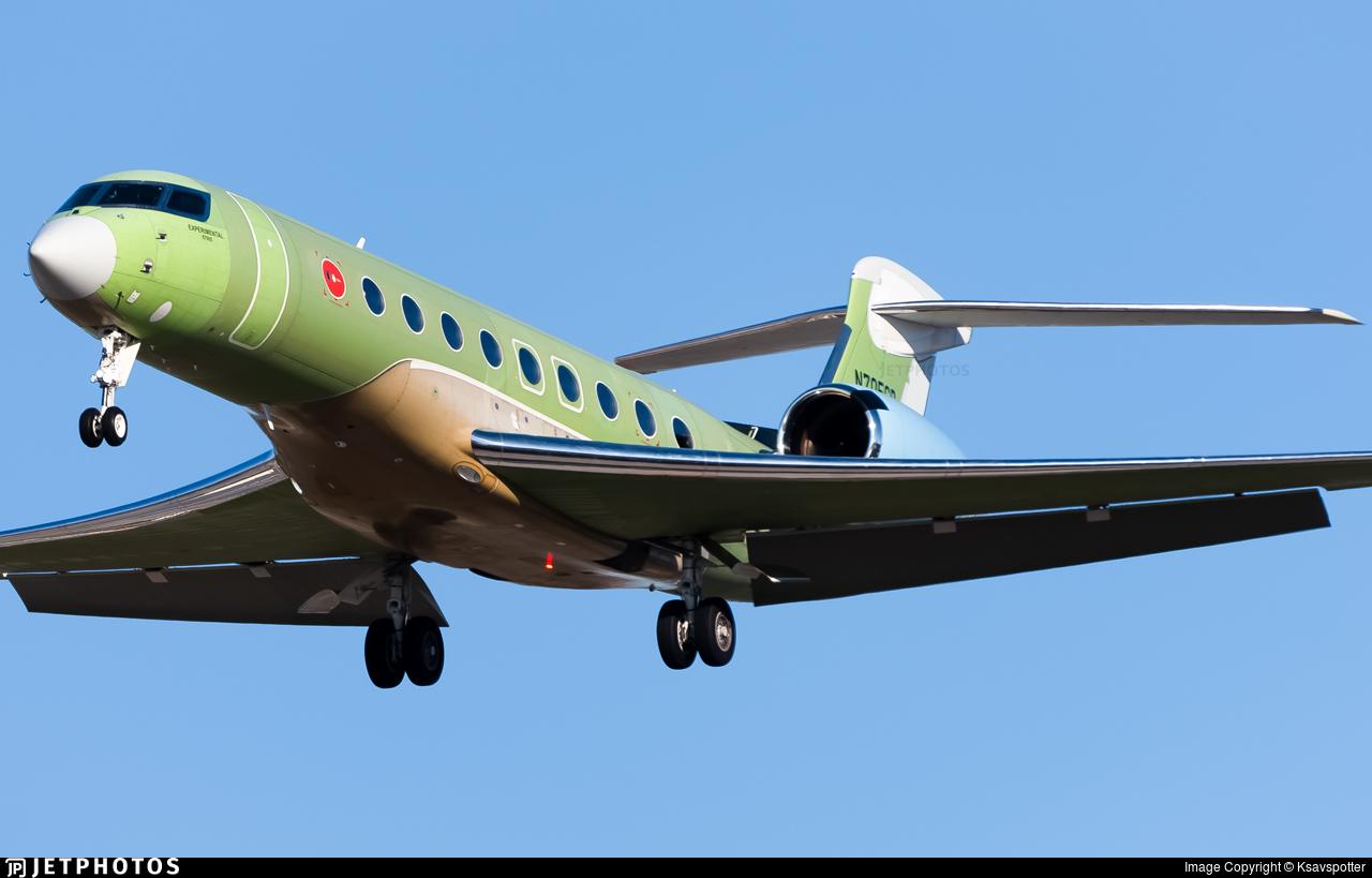 N705GD - Gulfstream G700 - Gulfstream Aerospace