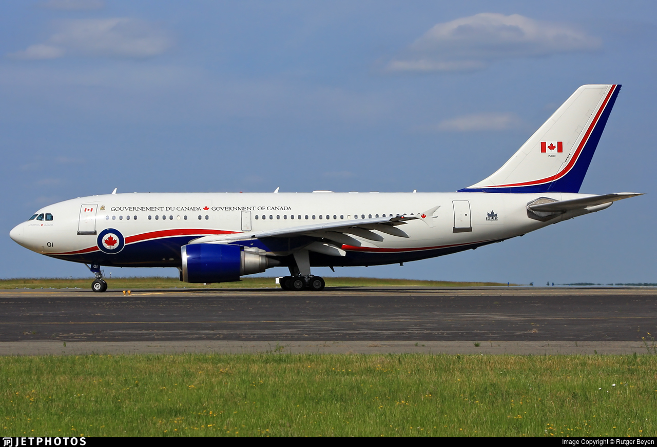 15001 - Airbus CC-150 Polaris - Canada - Royal Canadian Air Force (RCAF)