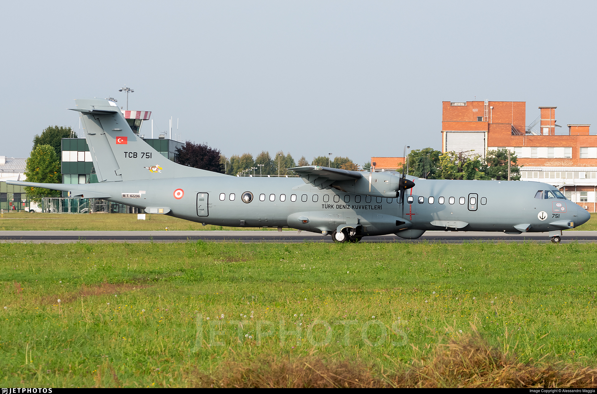 MT62296 - ATR 72-212A(600MP) - Turkey - Navy