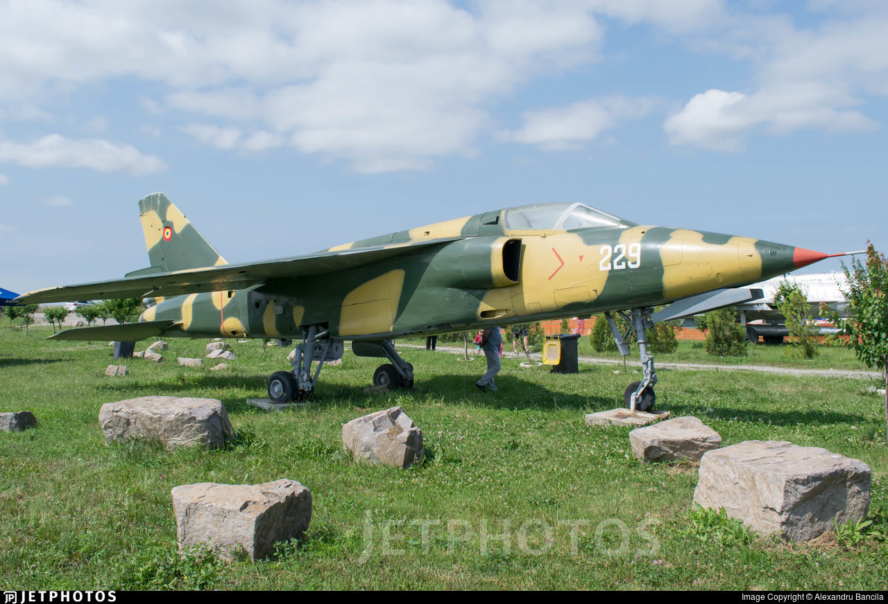 229 - IAR-93B - Romania - Air Force