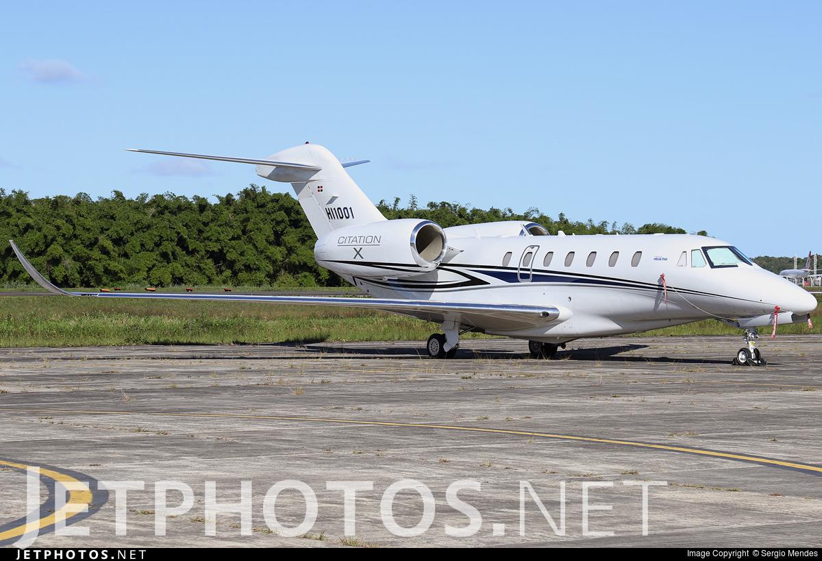 HI1001 - Cessna 750 Citation X - Private